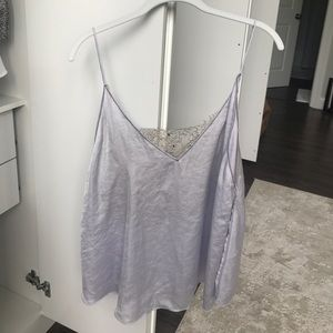 Free People Lace Bralette Camisole